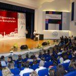 DSC 1142 150x150 - Milli Eğitim Bakanı Ziya Selçuk, Üniversitemizde Öğretmenlerle Biraraya Geldi