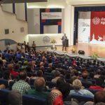 DSC 1177 150x150 - Milli Eğitim Bakanı Ziya Selçuk, Üniversitemizde Öğretmenlerle Biraraya Geldi