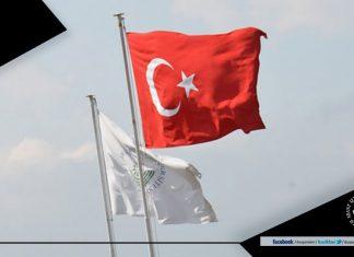 """siyah taziye bayrak 324x235 - """"Sıfır Atık""""Projesine BAİBÜ'den Büyük Katkı"""