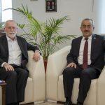 DSC 3159 150x150 - Dörtdivan Belediye Başkanı Hamza Efe Rektör Alişarlı'yı Ziyaret Etti