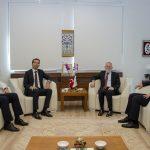 DSC 4078 150x150 - Göynük ve Dörtdivan Kaymakamları ile Seben Belediye Başkanı Alişarlı'yı Ziyaret Etti