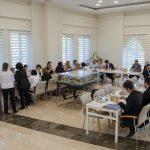 DSC 4192 150x150 - Üniversitemiz Koordinasyon ve İstişare Kurulu Toplantısı Yapıldı