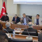 DSC 4254 150x150 - Üniversitemiz Koordinasyon ve İstişare Kurulu Toplantısı Yapıldı