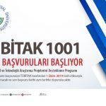 tübitak 1001 2019 1 150x150 - TÜBİTAK 1001 Proje Başvuruları Başlıyor