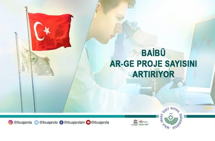 BAİBÜ AR GE Proje Sayısını Arttırıyor 741x486 - Rektör Alişarlı'dan Annelere Gıda Güvenliği Eğitimi