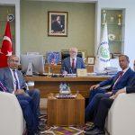 DSC 4539 150x150 - Turkuvaz Eğitim Kurumlarından Rektör Alişarlı'ya Ziyaret