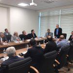 DSC 5231 150x150 - BAİBÜ, Bitki Koruma Bölümü Başkanları Toplantısına Ev Sahipliği Yaptı