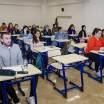 DSC 5246 150x150 - Rektör Alişarlı, Öğrencimiz Özlem Kartal'ın Arkadaşlarına Taziyede Bulundu