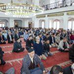 DSC 5980 150x150 - BAİBÜ İlahiyat Fakültesi Camii'nde Ordumuzun Zaferi İçin Dua Edildi