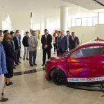 DSC 6213 150x150 - TÜBİTAK Başkanı, Ayvaz ve Baysal Elektromobil Proje Ekibini Ziyaret Etti