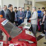 DSC 6288 150x150 - TÜBİTAK Başkanı, Ayvaz ve Baysal Elektromobil Proje Ekibini Ziyaret Etti