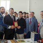 DSC 6305 150x150 - TÜBİTAK Başkanı, Ayvaz ve Baysal Elektromobil Proje Ekibini Ziyaret Etti
