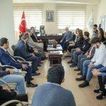 DSC 6365 150x150 - TÜBİTAK Başkanı, Ayvaz ve Baysal Elektromobil Proje Ekibini Ziyaret Etti