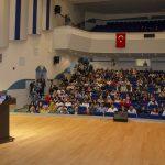 DSC 6535 150x150 - TÜBİTAK Başkanı Prof. Dr. Hasan Mandal'dan BAİBÜ'de Konferans