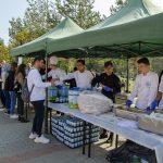DSC 6691 150x150 - Üniversitemizde Hoş Geldiniz Yemeği