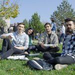 DSC 6731 150x150 - Üniversitemizde Hoş Geldiniz Yemeği