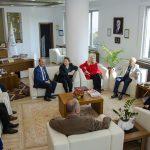 DSC 7062 150x150 - Bolu Kent Konseyi'nden Rektör Alişarlı'ya Ziyaret