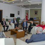 DSC 7068 150x150 - Bolu Kent Konseyi'nden Rektör Alişarlı'ya Ziyaret