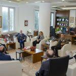 DSC 7080 150x150 - Bolu Kent Konseyi'nden Rektör Alişarlı'ya Ziyaret