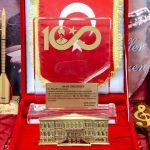 DSC 7655 150x150 - Muzaffer Sarısözen Vefa Ödülü, BAİBÜ'den Kemal Bilsel Sarısözen'e Verildi