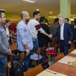 DSC 7675 150x150 - Uluslararası Öğrenciler 'Hoş Geldin Yemeği'nde Bir Araya Geldi