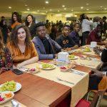 DSC 7694 150x150 - Uluslararası Öğrenciler 'Hoş Geldin Yemeği'nde Bir Araya Geldi