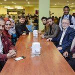 DSC 7700 150x150 - Uluslararası Öğrenciler 'Hoş Geldin Yemeği'nde Bir Araya Geldi