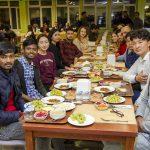 DSC 7731 150x150 - Uluslararası Öğrenciler 'Hoş Geldin Yemeği'nde Bir Araya Geldi