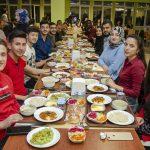DSC 7735 150x150 - Uluslararası Öğrenciler 'Hoş Geldin Yemeği'nde Bir Araya Geldi
