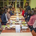 DSC 7738 150x150 - Uluslararası Öğrenciler 'Hoş Geldin Yemeği'nde Bir Araya Geldi