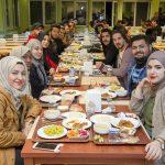 DSC 7740 150x150 - Uluslararası Öğrenciler 'Hoş Geldin Yemeği'nde Bir Araya Geldi