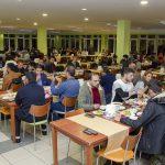 DSC 7751 150x150 - Uluslararası Öğrenciler 'Hoş Geldin Yemeği'nde Bir Araya Geldi