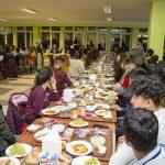 DSC 7777 150x150 - Uluslararası Öğrenciler 'Hoş Geldin Yemeği'nde Bir Araya Geldi