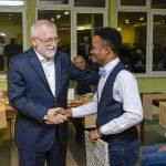 DSC 7801 150x150 - Uluslararası Öğrenciler 'Hoş Geldin Yemeği'nde Bir Araya Geldi