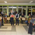 DSC 7842 150x150 - Uluslararası Öğrenciler 'Hoş Geldin Yemeği'nde Bir Araya Geldi
