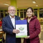 DSC 7942 150x150 - Uluslararası Öğrenciler 'Hoş Geldin Yemeği'nde Bir Araya Geldi