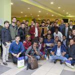 DSC 7973 150x150 - Uluslararası Öğrenciler 'Hoş Geldin Yemeği'nde Bir Araya Geldi