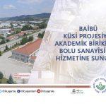 KUSİ İBU banner 150x150 - BAİBÜ, KÜSİ Projesiyle Akademik Birikimini Bolu Sanayisinin Hizmetine Sunuyor