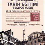 SEMPOZYUM ISHE2019 150x150 - Uluslararası Tarih Eğitimi Sempozyumu (ISHE 2019)