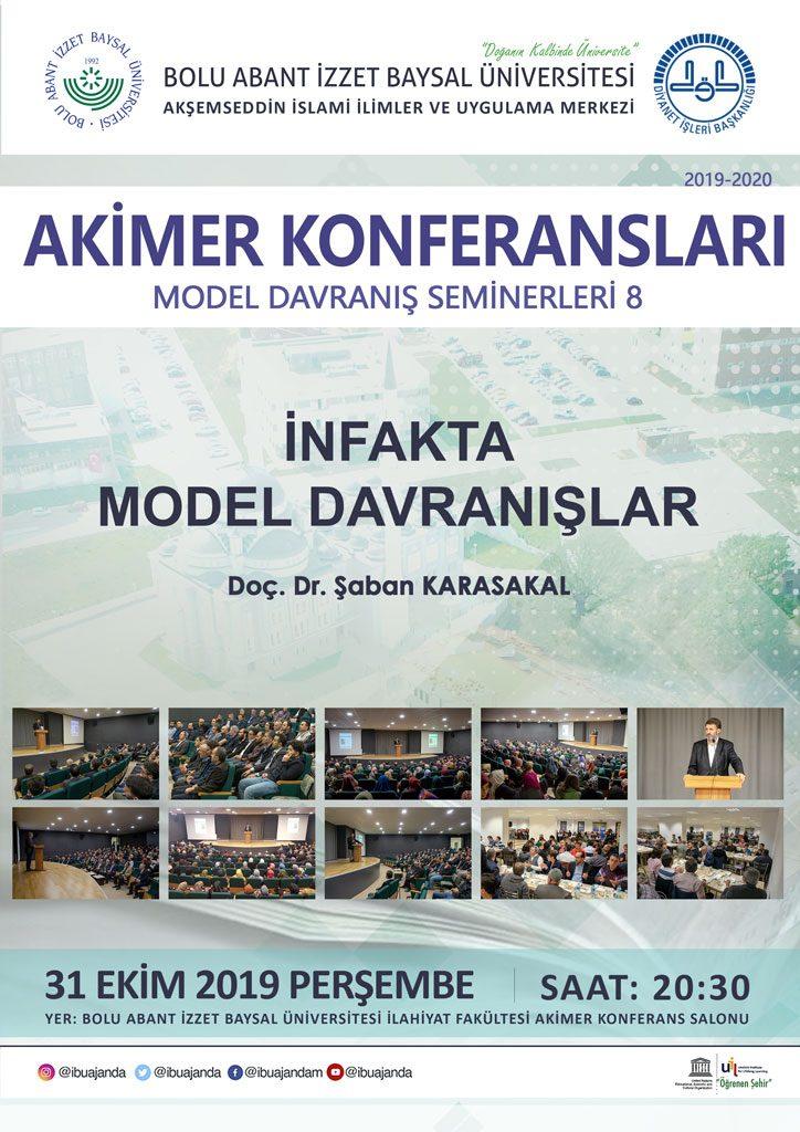 akimer konferansları 8 724x1024 - AKİMER Model Davranış Seminerleri / İnfakta Model Davranışlar / Konferans