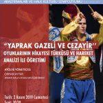 atölye 1 150x150 - Kıbrıscık Araştırmaları ve Halk Kültürü Sempozyumu / 31 Ekim / 1-2 Kasım 2019