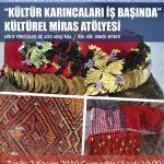 atölye 4 150x150 - Kıbrıscık Araştırmaları ve Halk Kültürü Sempozyumu / 31 Ekim / 1-2 Kasım 2019