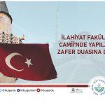 baibu zafer duası banner 150x150 - İlahiyat Fakültesi Camii'nde Yapılacak Zafer Duasına Davet