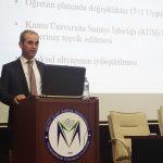 2 1 150x150 - Mühendislik Fakültesi Akademik Kurul Toplantısı Yapıldı