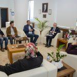 DSC 0741 150x150 - Rektör Alişarlı, Açık Kapı Halk Gününde Boluluları Misafir Etti
