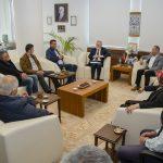 DSC 0743 150x150 - Rektör Alişarlı, Açık Kapı Halk Gününde Boluluları Misafir Etti