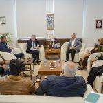 DSC 0746 150x150 - Rektör Alişarlı, Açık Kapı Halk Gününde Boluluları Misafir Etti