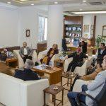 DSC 0756 150x150 - Rektör Alişarlı, Açık Kapı Halk Gününde Boluluları Misafir Etti