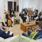 DSC 0766 150x150 - Rektör Alişarlı, Açık Kapı Halk Gününde Boluluları Misafir Etti