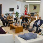 DSC 0776 150x150 - Rektör Alişarlı, Açık Kapı Halk Gününde Boluluları Misafir Etti
